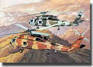 "DML/Dragon Models  1/144 SH-60F Oceanhawk HSAWC ""Top Gun"" Twin Pack DML4612"