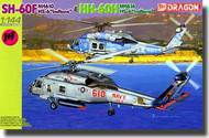 DML/Dragon Models  1/144 SH-60F & HH-60H HS-6 Indians (Twin Pack) DML4619