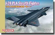 DML/Dragon Models  1/144 J-20 PLA Stealth Fighter DML4625
