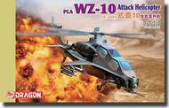 DML/Dragon Models  1/144 PLA WZ-10 Attack Helicopter- Net Pricing DML4632