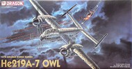 DML/Dragon Models  1/72 Heinkel He.219A-7 Owl DML5006