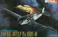 DML/Dragon Models  1/72 Focke Wulf Ta.152C-0- Net Pricing DML5007