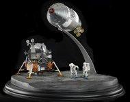 DML/Dragon Models  1/72 NASA: Apollo 11 Lunar Landing CSM Columbia & Lunar Module Eagle w/2 Astronauts (Assembled Die Cast) DML50381
