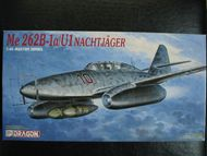 DML/Dragon Models  1/48 Me.262B-1a/U-1 Nachtjager- Net Pricing DML5519