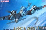 DML/Dragon Models  1/48 Junkers Ju.88C-6 Zerstorer- Net Pricing DML5536