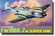 DML/Dragon Models  1/48 Fw.190A-7 'Doppelreiter' w/Slipper Tanks- Net Pricing DML5545