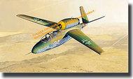 """DML/Dragon Models  1/48 He.162D """"Volksjager"""" WWII Jet Fighter DML5552"""