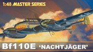 DML/Dragon Models  1/48 Bf.110E Nachtjager Fighter DML5566