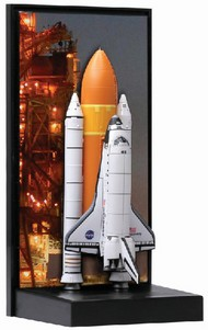 DML/Dragon Models  1/400 NASA: Space Shuttle Discovery w/SRB STS124 Memorable Missions (Assembled Die Cast) DML56373