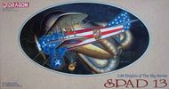 DML/Dragon Models  1/48 Red-White-Blue USAAC Spad 13 DML5902