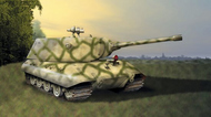 DML/Dragon Models  1/35 German E-100 Super Heavy Tank - Pre-Order Item DML6011