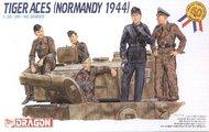 German Tiger Aces Normandy #DML6028