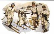 DML/Dragon Models  1/35 German Ski Troopers - Pre-Order Item DML6039