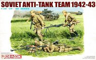 DML/Dragon Models  1/35 Soviet Anti-Tank Team '43- Net Pricing DML6049