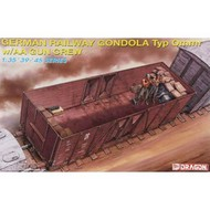 DML/Dragon Models  1/35 German Railway Gondola Typ Ommr- Net Pricing DML6086