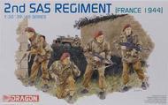 DML/Dragon Models  1/35 2nd SAS Regiment France '44- Net Pricing DML6199