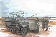 DML/Dragon Models  1/35 Sd.Kfz.251/6 Ausf.C Command- Net Pricing DML6206
