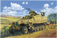 DML/Dragon Models  1/35 Sd.Kfz.251/21 Ausf. D 'Drilling' DML6217