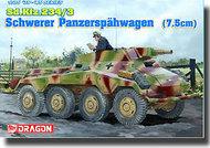 DML/Dragon Models  1/35 Sd.Kfz.234/3 Schwerer Panzerspahwagen DML6257