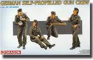 DML/Dragon Models  1/35 German Marder III H Self-Propelled Gun Crew DML6367
