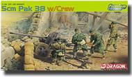DML/Dragon Models  1/35 5cm PaK 38 w/Crew  DML6444
