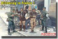 "German Armored Infantry France 1940 ""Blitzkrieg in France"" DML6478"