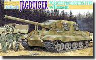 DML/Dragon Models  1/35 Sd.Kfz.186 Jagdtiger Porsche Production Type w/Zimmerit DML6493