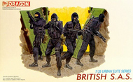 DML/Dragon Models  1/35 British SAS Urban Elite - Pre-Order Item DML6501