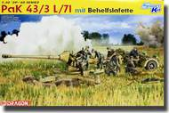 Pak 43/3 L/71 mit Behelfslafette- Net Pricing #DML6522
