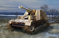 DML/Dragon Models  1/35 Sd.Kfz 165 Hummel-Wespe Tank w/10.5cm Howitzer Gun- Net Pricing DML6535
