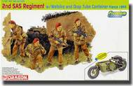 DML/Dragon Models  1/35 2nd SAS Regiment w/Welbike and Drop Tube Container, France 1944 - Premium Edition DML6586