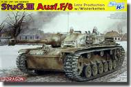 StuG.III Ausf.F/8 Late Production w/Winter Track  Smart Kit  DML6644