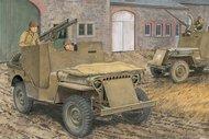 DML/Dragon Models  1/35 1/4-Ton 4x4 Armored Truck w/Bazookas DML6748