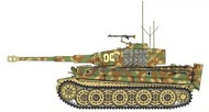 Tiger I Late Production Pz.Kpfw. VI Ausf E Wittman's Command Tank #DML6800