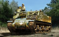 US M7 Priest Early Production Tank #DML6817