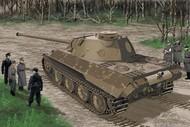 DML/Dragon Models  1/35 Panther Ausf D V2 Versuchs - Serie Tank DML6830