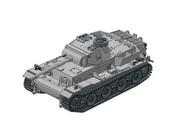 DML/Dragon Models  1/35 Pz.Kpfw. VI (7.5cm) Ausf B Tank - Pre-Order Item DML6868