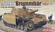 Sd.Kfz.166 Stu.Pz.IV Brummbar Mid Production #DML6892
