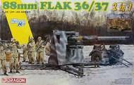 88mm Flak 36/37 (2in1) #DML6923