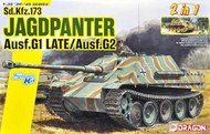 Jagdpanther Ausf G1 Late Production/Ausf G2 Tank (2 in 1) #DML6924