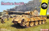Sd.Kfz. 171 Panther Ausf D Tank w/Panther Turret #DML6940