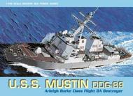 DML/Dragon Models  1/700 USS Mustin DDG-89 - Pre-Order Item DML7044