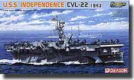 DML/Dragon Models  1/700 U.S.S. Independence Class Aircraft Carrier DML7054
