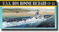 DML/Dragon Models  1/700 USS Bon Homme Richard (CV-31) Essex Class Aircraft Carrier DML7063