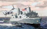 DML/Dragon Models  1/700 USS New York LPD21 San Antonio Class Warship (Re-Issue) DML7110