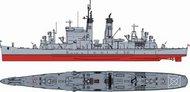 DML/Dragon Models  1/700 USS Chicago CG11 Baltimore Class Cruiser DML7121