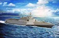 DML/Dragon Models  1/700 USS Gabrielle Giffords LCS10 Littoral Combat Ship w/Naval Strike Missiles (NSM) - Pre-Order Item DML7147