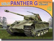 DML/Dragon Models  1/72 Panther G, Early Production w/Zimmerit DML7252