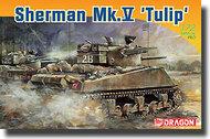 Sherman M4A4 w/ 60lb Rocket DML7312