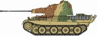 DML/Dragon Models  1/72 5.5cm Zwilling Flakpanzer Tank- Net Pricing DML7488